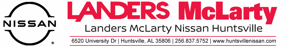 Captivating Landers McLarty Nissan Logo