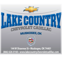Lake Country Cadillac Chevrolet Muskogee OK