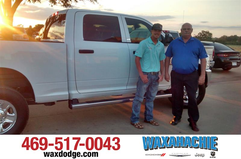 Waxahachie Dodge Chrysler Jeep Customer Reviews Testimonials | Page