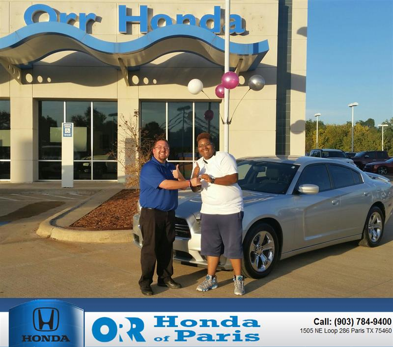 orr honda of paris tx