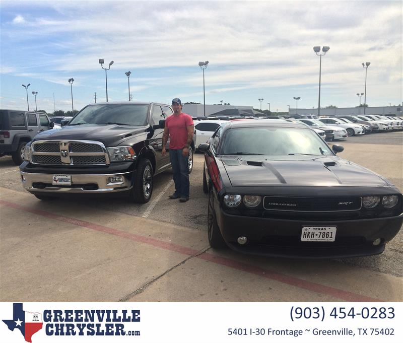 dodge bankston reviews greenville chrysler dealer alan customer cars ram and texas from review page used image jeep sheri