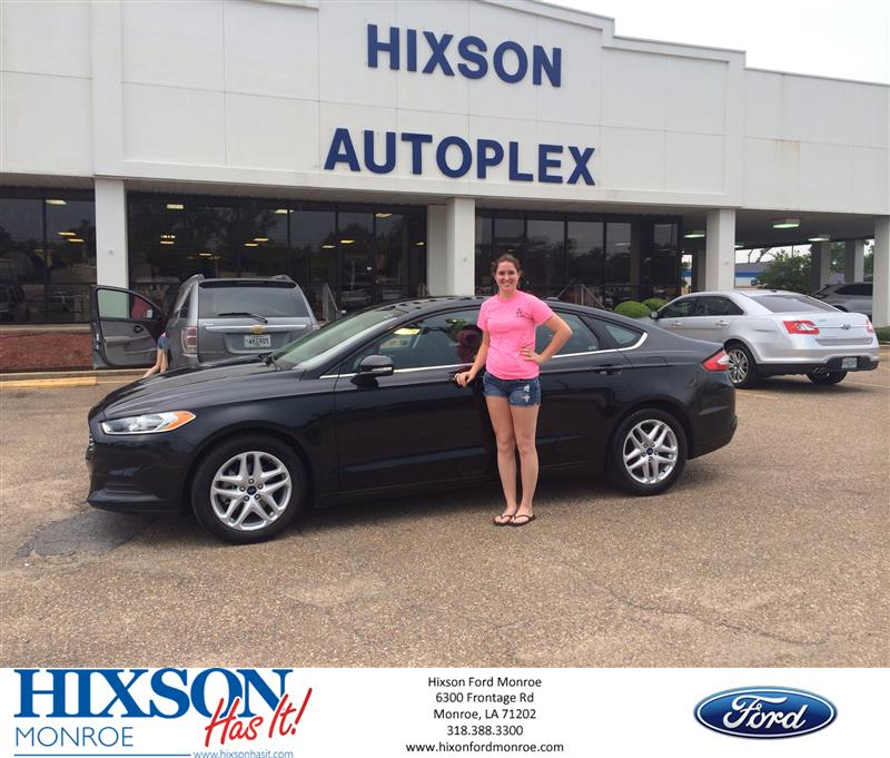 Hixson Ford Monroe >> Ford Monroe Customer Reviews & Dealer Testimonials | Page 1, Review from Katy