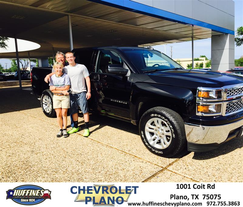Plano Chevrolet Reviews - Huffines Auto Dealerships - Plano ...