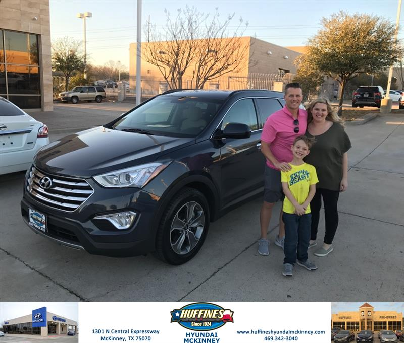 your genesis mccloud from zachary hyundai at mckinney pin tony on congratulations huffines
