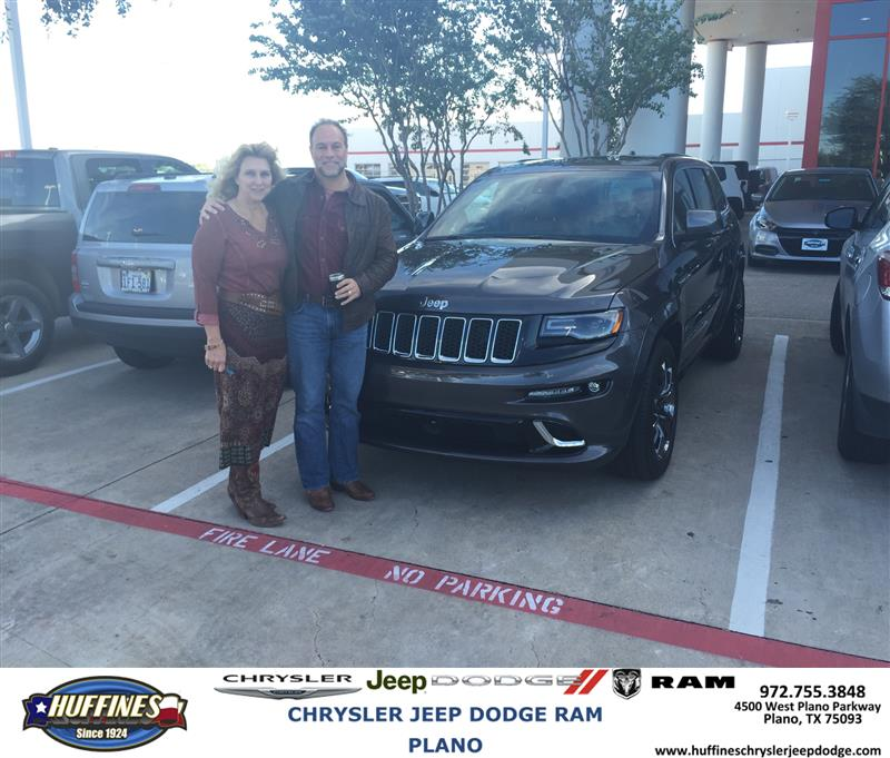 Review Image From Keith And Carla Kirk. Another 5 Star Rating 5 Huffines  Chrysler Jeep Dodge RAM Plano