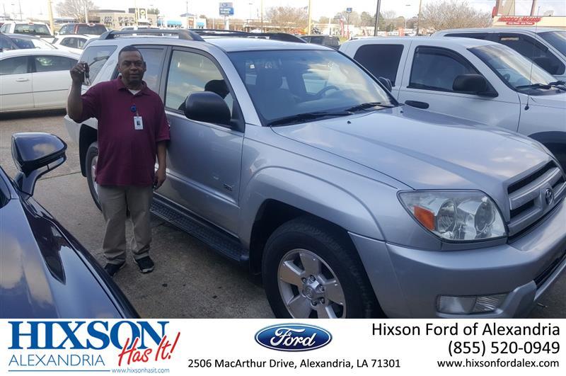 Hixson Ford Of Alexandria Ford Customer Reviews Louisiana Dealer Reviews