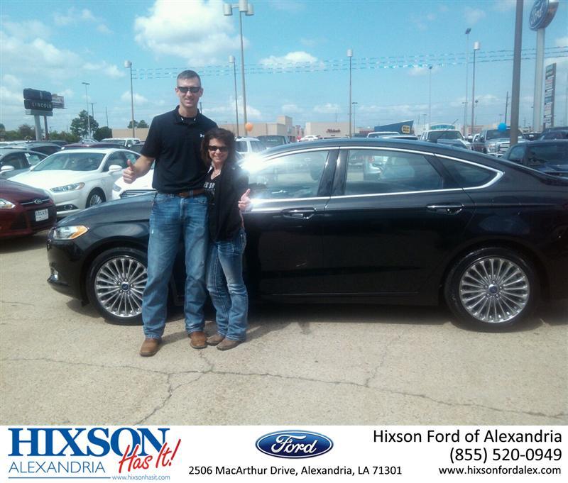 We had a very enjoyable car buying experience at Hixson