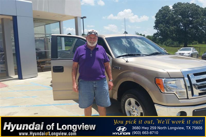 Hyundai longview texas customer reviews testimonials page 1 for Fun motors longview tx