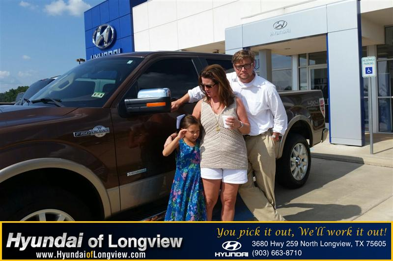 Hyundai longview texas customer reviews testimonials for Fun motors longview tx