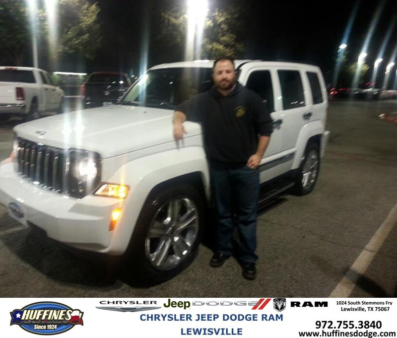 Huffines Chrysler Jeep Dodge Lewisville Review Testimonial