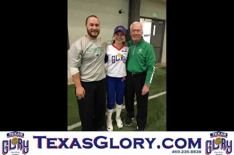 Texas Glory Fastpitch   ASA Girls Select Softball   Page 57