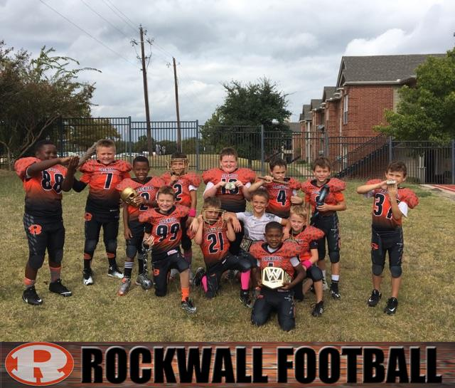 Rockwall Jackets Football Premier Youth Sports Program