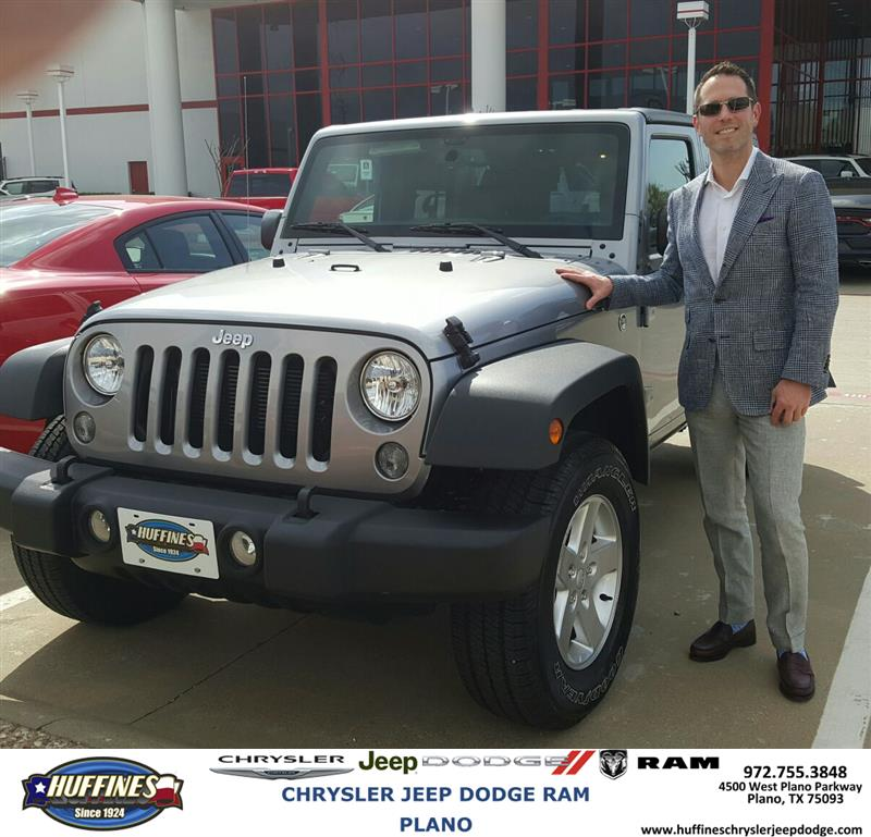 Review Image From Kevin Fease. Another 5 Star Rating 5 Huffines Chrysler  Jeep Dodge RAM Plano