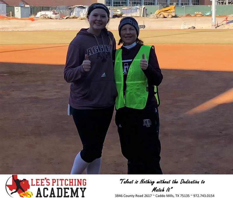 Lee's Pitching Academy | Fastpitch Softball Coach | Page 4