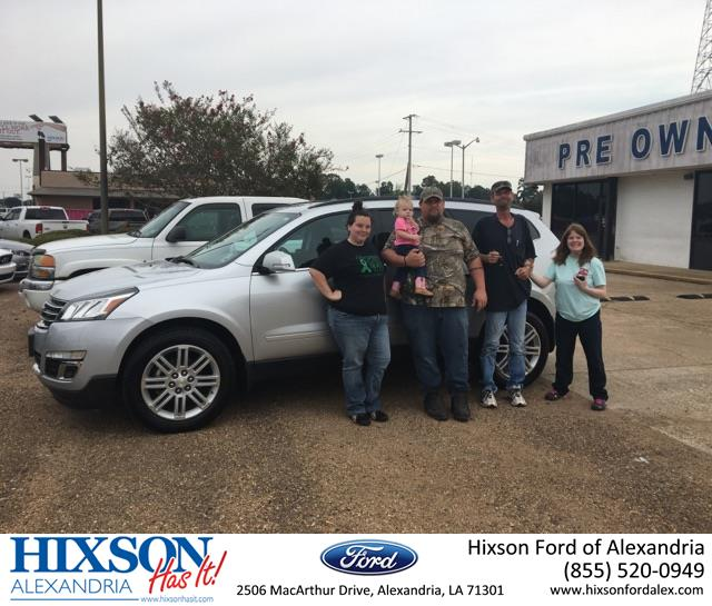 Nissan Lafayette La >> Ford Alexandria Customer Reviews Testimonials | Page 1