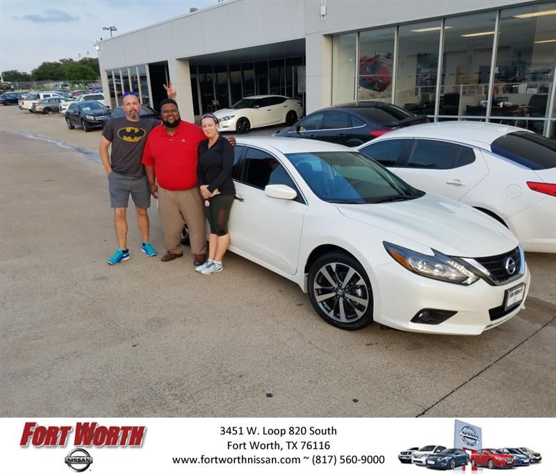Gavin And The Rest Of The Staff Were So Great! Everyone Is So  Knowledgeable, Helpful And Friendly. We Will Recommend Gavin And Nissan Of Fort  Worth To ...