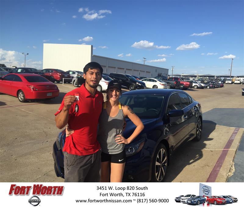 Nissan Fort Worth >> Derrick Harris